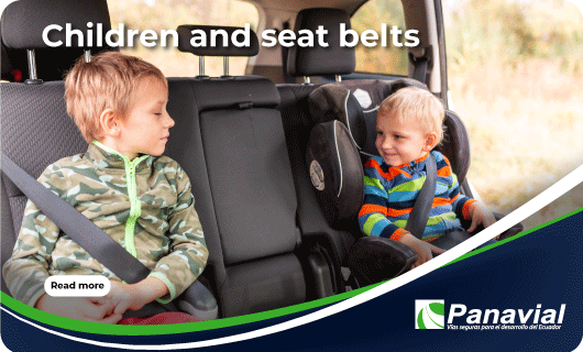 Children and seat belts
