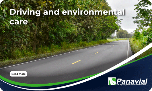 Driving and environmental care