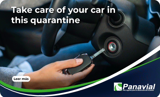 Take care of your car in this quarantine