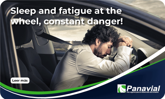 Sleep and fatigue at the wheel constant danger